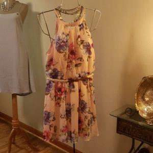 ⭐IZ Byer floral dress. Sz XL